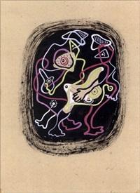 danzatrice by cesare andreoni