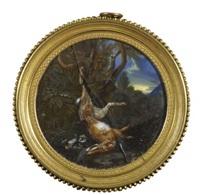 trophee de chasse by gérard van spaendonck