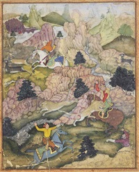 a hunt by anonymous-indian-mughal (16)