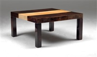 couch tables (pair) by aldo tura