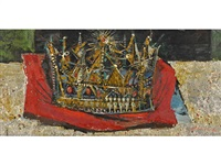 crown by wayne thiebaud