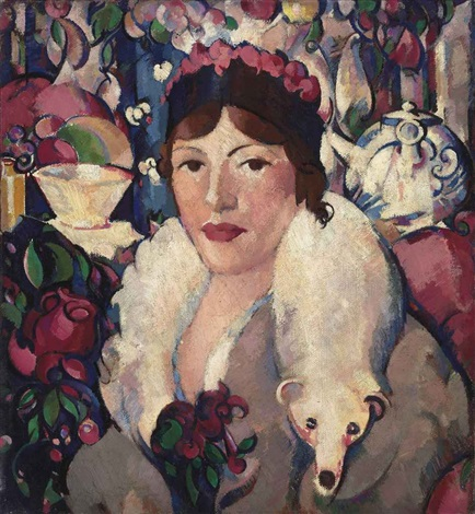 complexity mrs julian lousada by john duncan fergusson