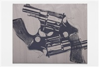 guns by andy warhol
