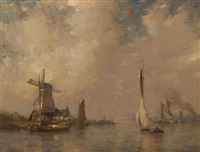 dordrecht by james campbell noble