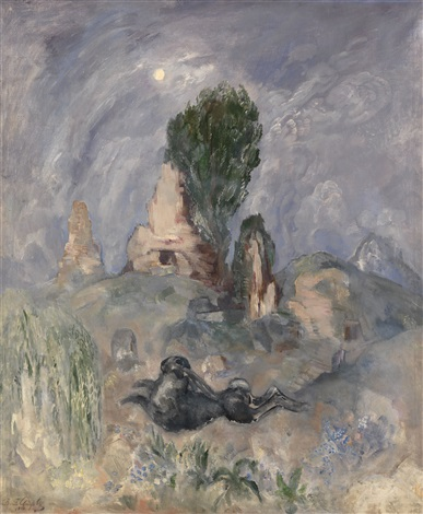 elegy by boris izrailovich anisfeld