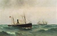 ångfartyget
