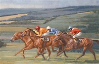 a furlong out by neil cawthorne
