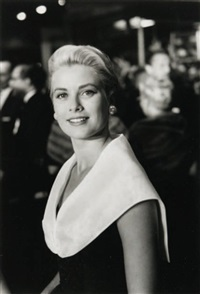 grace kelly by frank worth