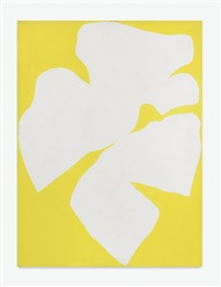 white yellow by ellsworth kelly