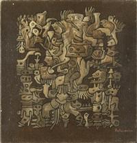 composition by rené portocarrero