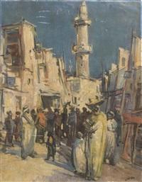 untitled (baghdad) by khalid al-jadir