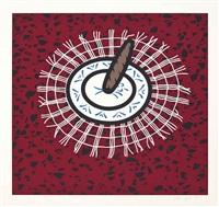 cigar by patrick caulfield
