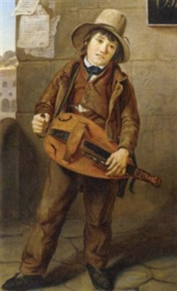 the young musician by franz veith
