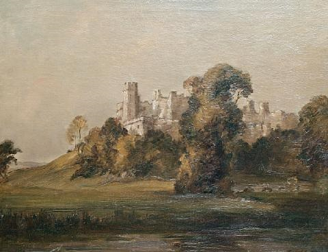 haddon hall by james herbert snell