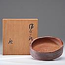 bowl (bizen no hachi) by fujiwara kei