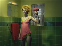 chromo thriller by miles aldridge