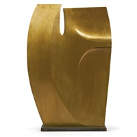 slim bronze no. 3 (large version) by robert adams