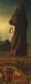 the star of bethlehem by lord frederick leighton
