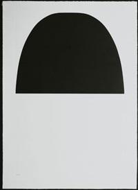 bianco e nero by alberto burri