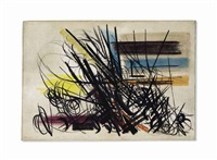 t1950-43 by hans hartung