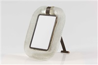 picture frame by barovier & toso (co.)