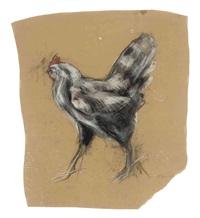 cockerel by nicola hicks