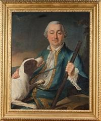 portrait de chasseur by jean-martial fredou