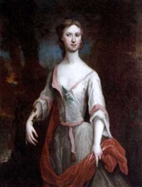 portrait of jean stirling by jeremiah davidson