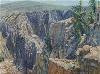 black canyon by merrill mahaffey