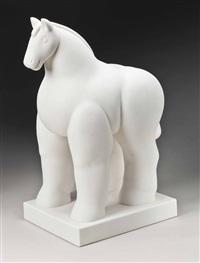horse by fernando botero