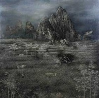 landscape by nisan kristiyanto