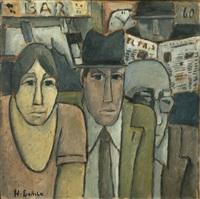 personajes by h. goitino
