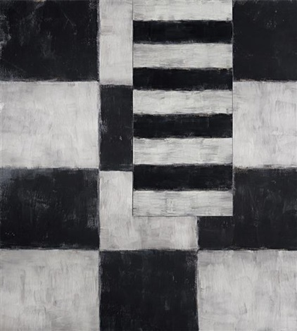 homo duplex by sean scully