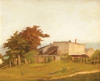 petit maison de campagne by antoine chintreuil