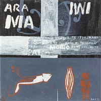 ara ma iwi by shane cotton