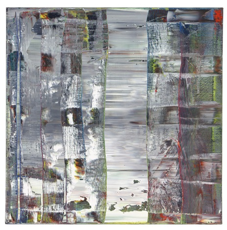 abstrakte bild by gerhard richter