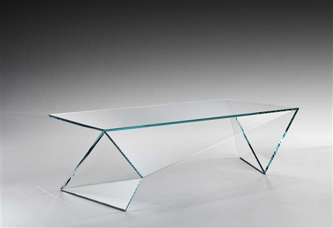 Origami Coffee Table By Barberini And Gunnell