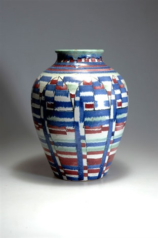 vase by else dörr and hedwig bollhagen
