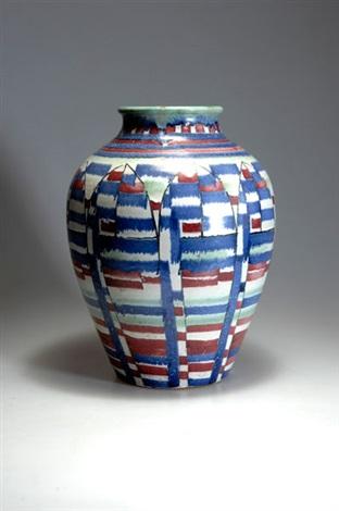 vase by else dörr and hedwig bollhagen