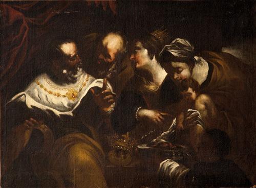 la preuve des charbons ardents by valerio castello