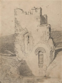 ravensworth by john sell cotman