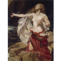 ariadne by herbert james draper