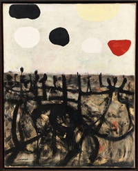 cave by adolph gottlieb