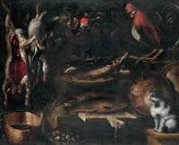interno di cucina by bartolomeo arbotori
