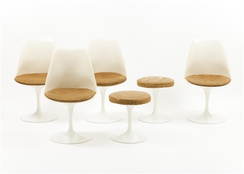 Groovy Tulip Table Chairs And Benches 7 Works By Eero Saarinen On Uwap Interior Chair Design Uwaporg