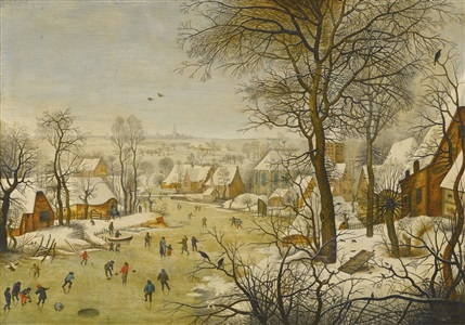 artwork by pieter brueghel the younger