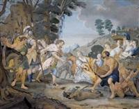 david und abigail by leodegar meyer