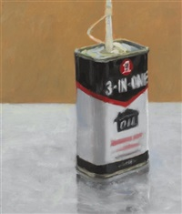 three in one oil by blaise smith