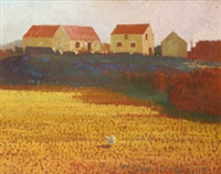 farmland & cottages by john jobson