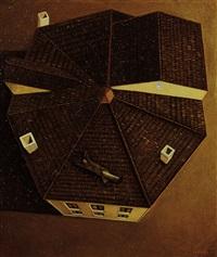 letto sul tetto by franco fortunato